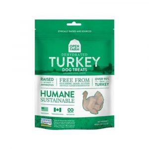 小食 Open Farm 冷凍脫水火雞肉小食 4.5oz 寵物用品店推薦