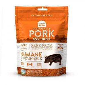 小食 Open Farm 冷凍脫水豚肉小食 4.5oz 寵物用品店推薦
