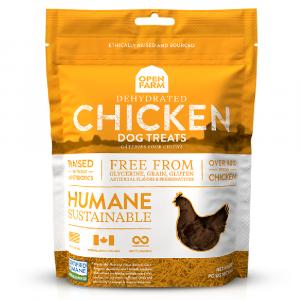 小食 Open Farm 冷凍脫水走地雞小食 4.5oz 寵物用品店推薦