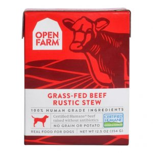 即食湯包 Open Farm 草飼牛燉肉配方狗濕糧 12.5oz 寵物用品店推薦
