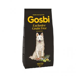 乾糧 Gosbi 低敏中型成犬魚肉配方 寵物用品店推薦