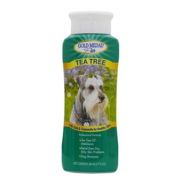 清潔用品 Cardinal 茶樹油洗毛水 17oz 寵物用品店推薦