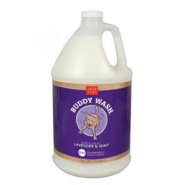 清潔用品 寵星 Cloud Star Buddy Wash 薰衣草椰油皂液 1gal 寵物用品店推薦
