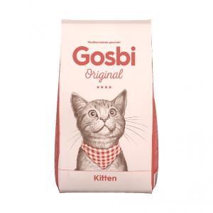 乾糧 Gosbi 幼貓全營養蔬果配方 寵物用品店推薦