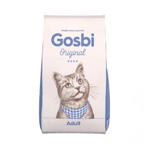 乾糧 Gosbi 成貓全營養蔬果配方 寵物用品店推薦