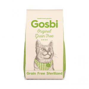 乾糧 Gosbi 成貓無穀物絶育蔬果配方 寵物用品店推薦