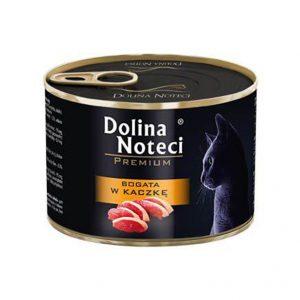 罐頭食品 Dolina Noteci 特級愛貓罐頭 Premium Cat (成貓) 鴨肉 185g 寵物用品店推薦