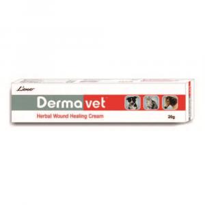 傷口護理 Dermavet 印度草霸療傷膏 20g 寵物用品店推薦