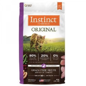 乾糧 Instinct 經典無穀物系列 – 全貓 (兔) 寵物用品店推薦