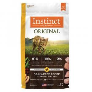 乾糧 Instinct 經典無穀物系列 – 全貓 (雞) 寵物用品店推薦