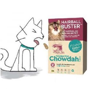 皮膚護理 Meowbiotics 美式周打排毛粉 20億益生菌 貓用 寵物用品店推薦