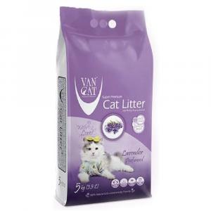 貓用產品 Van Cat 白礦砂 (薰衣草味) 5kg 寵物用品店推薦